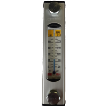 Met thermometer