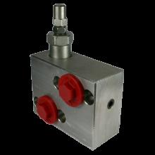 VAIF, gekruist tbv hydromotor