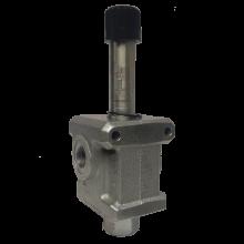 3/2 ventielen - elektrisch bediend