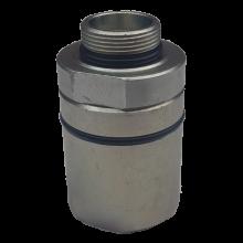pneumatisch-hydraulisch bediende ventielen